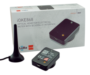 iOKE868 LoRaWAN® smart metering kit
